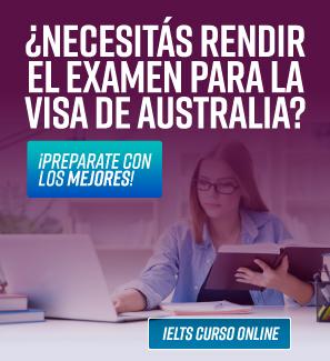 curso para IELTS australia