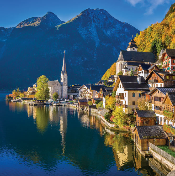 Guía Working Holiday Austria