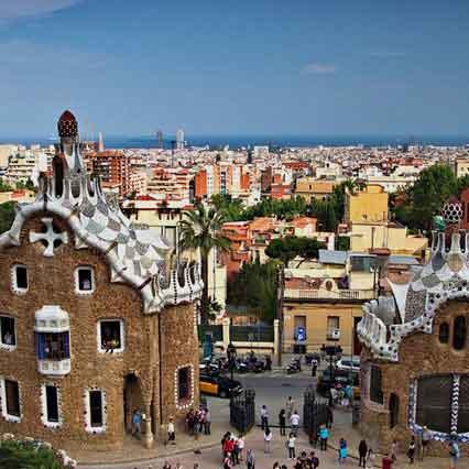 Guía Working Holiday España