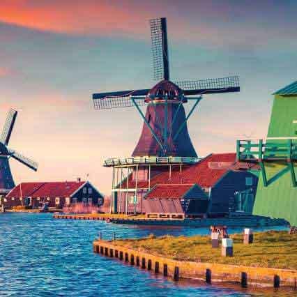 Guía Working Holiday Holanda