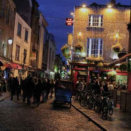 Guía Working Holiday Irlanda