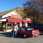 viaje christchurch queenstown nueva zelanda