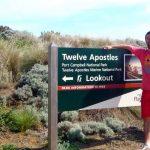 apostoles viaje australia