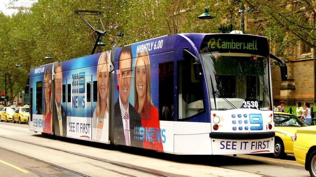 Como es el transporte en Melbourne, Australia