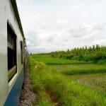 sleeping tren chiang mai bangkok