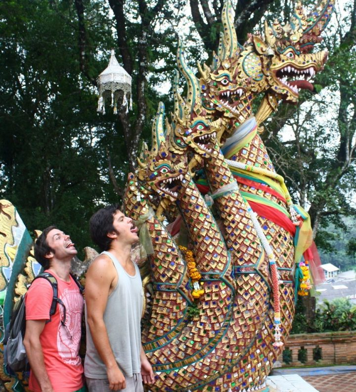 templo doi sutep tailandia chiang mai