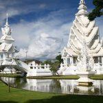 De viaje por Chiang Rai a visitar el White Temple
