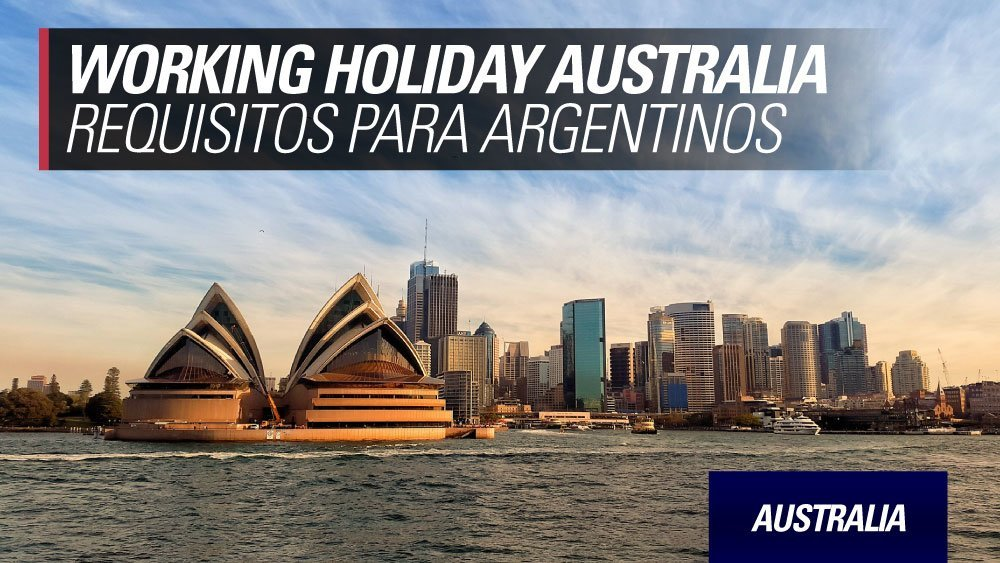 working holiday australia requisitos