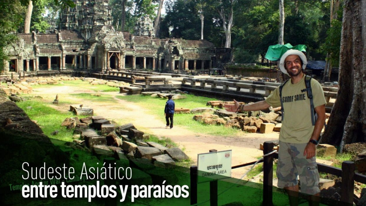 viajando por el sudeste asiatico indonesia tailandia malasia singapur vietnam