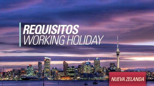 working holiday nueva zelanda