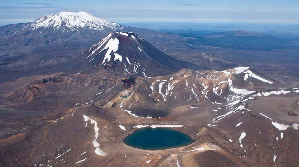 volcan tongariro nueva zelanda