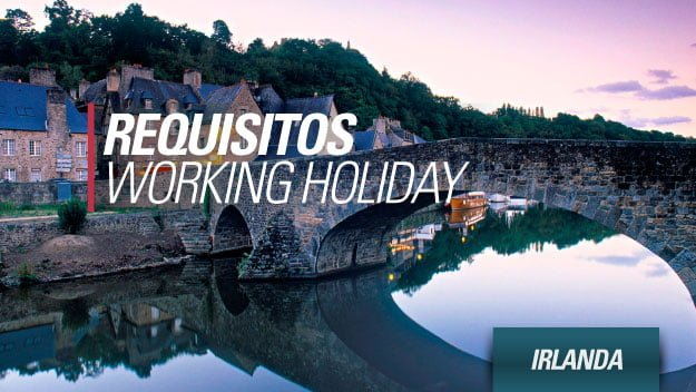 irlanda working holiday requisitos