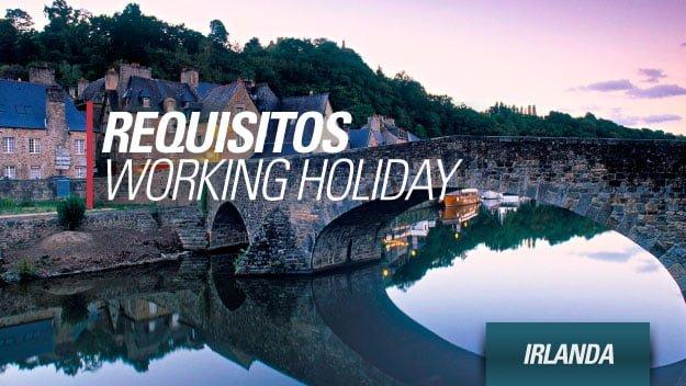 irlanda working holiday requisitos