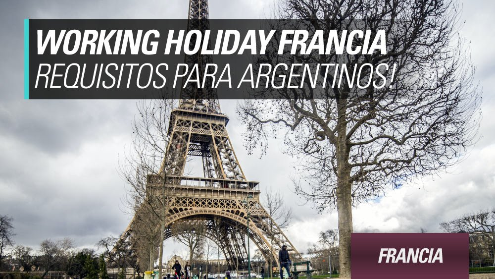 francia requisitos para argentinos