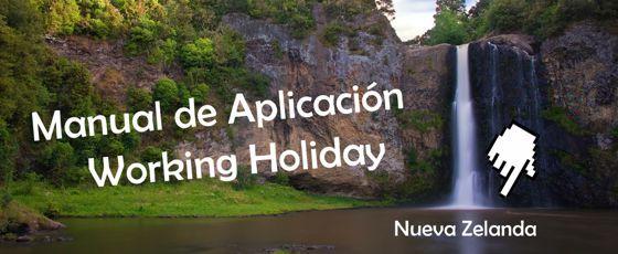 Manual de aplicación Working Holiday