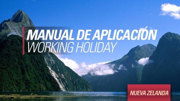 nueva zelanda formulario aplicacion visa working holiday