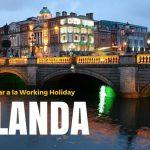 aplicar visa working holiday irlanda