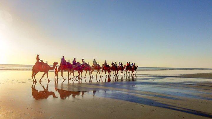 Broome playa