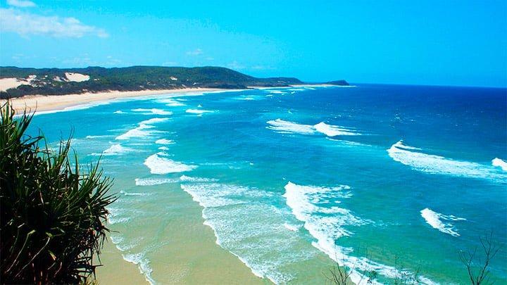 Noosa playa