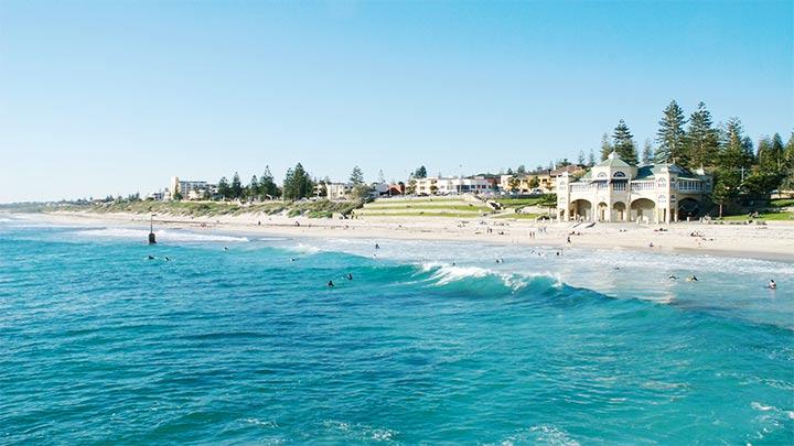 Perth playa