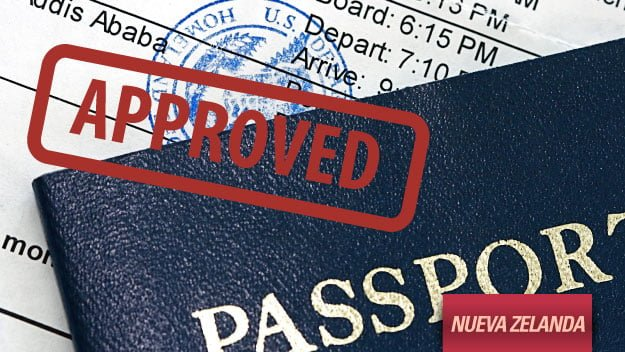 nueva zelanda pasaporte italiano visa working holiday