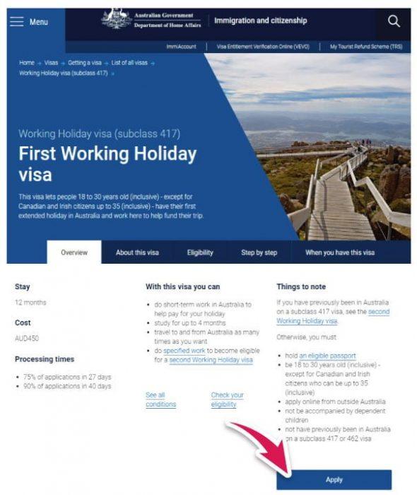 aplicación pasaporte italiano