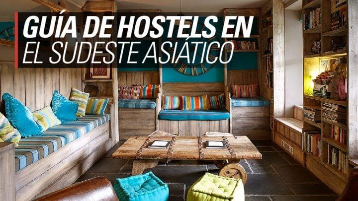 guia de hostels del sudeste asiático