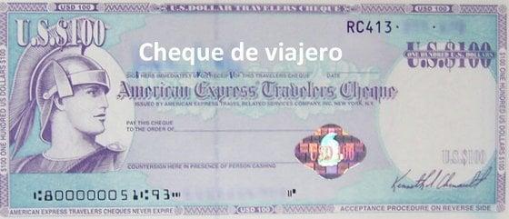 Cheques Del Viajero