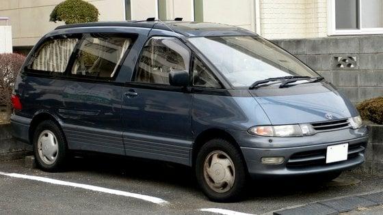 Comprar una minivan en Nueva Zelanda