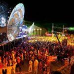 Fiestas Famosas alrededor del mundo - Kazantip ( U...