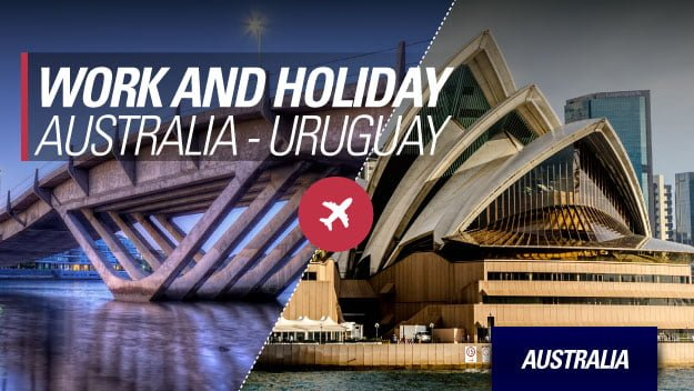 work and holiday uruguay australia