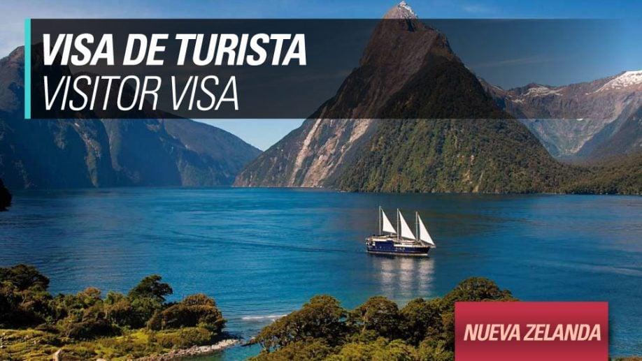Visa Turista Nueva Zelanda