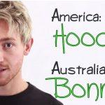 idioma australiano diferencias