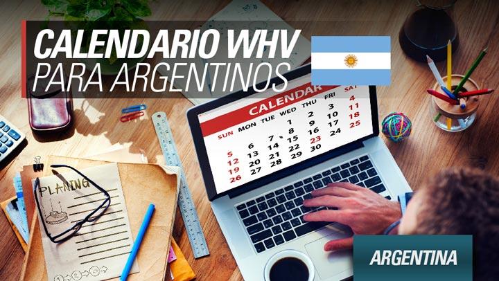 calendario fechas work travel argentinos