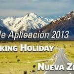 Fechas de Aplicación: Working Holiday Nueva Zeland...
