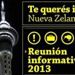 Segunda Edición: Reunión Informativa sobre Nueva Z...