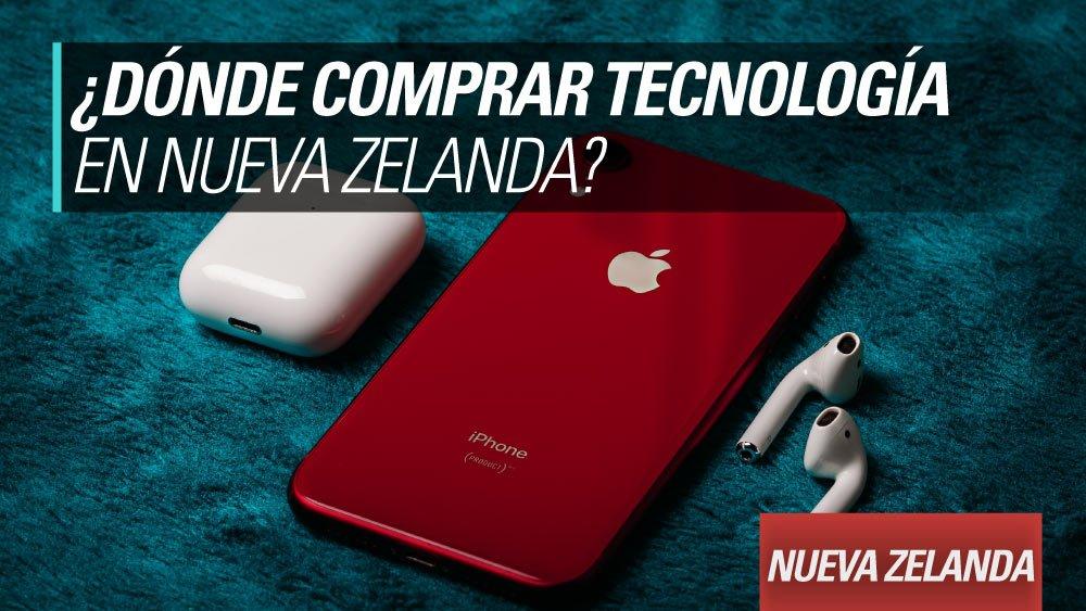 donde comprar tecnologia en nueva zelanda
