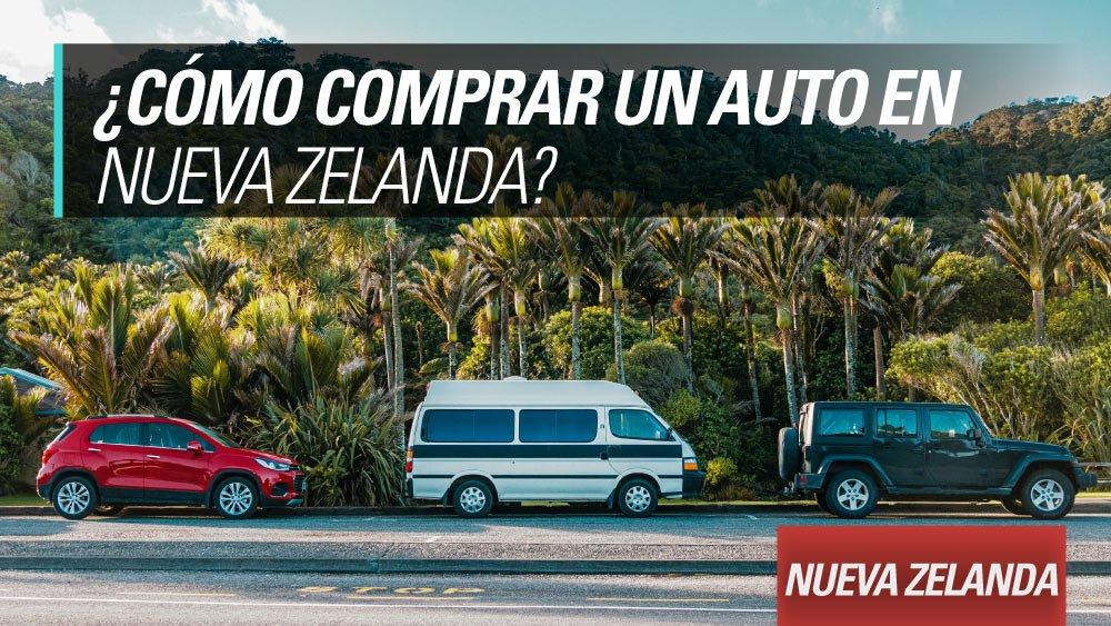 comprar un auto en nueva zelanda