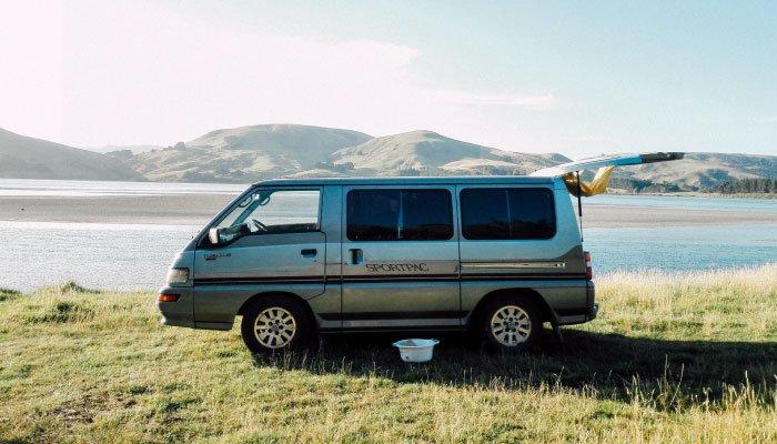 comprar una van en nueva zelanda