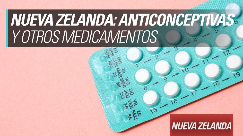 nueva zelanda anticonceptivas