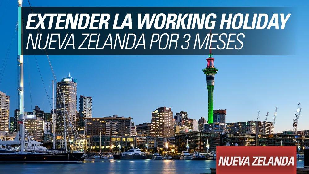 extender la visa en nueva zelanda