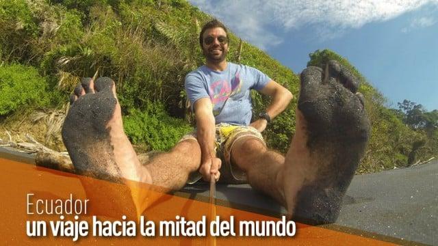 viaje por ecuador