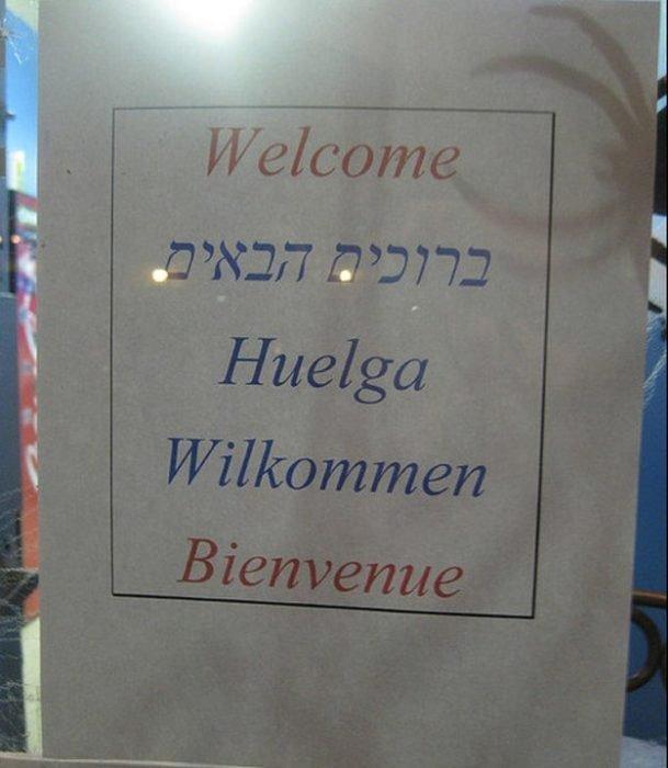 los 20 carteles peor traducidos