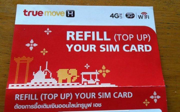 internet mobil tailandia celular