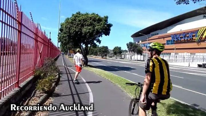 video nueva zelanda auckland