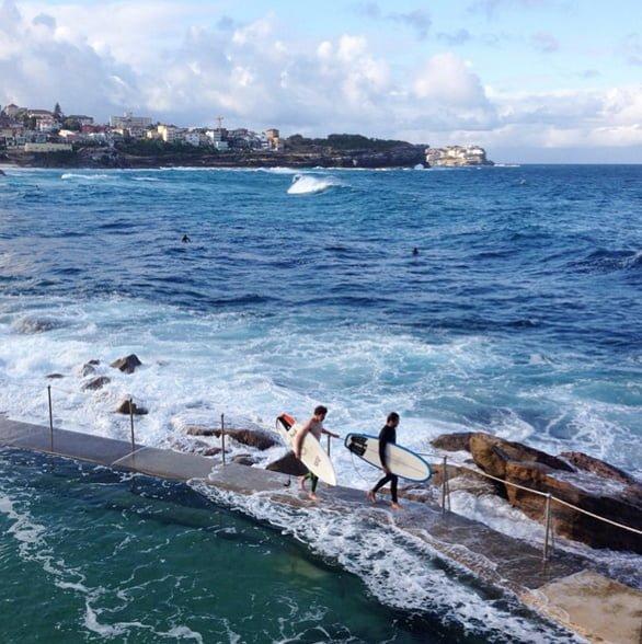 australia surf