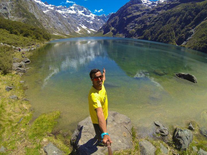 recorriendo lagos nueva zelanda
