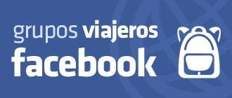 Grupos viajeros facebook