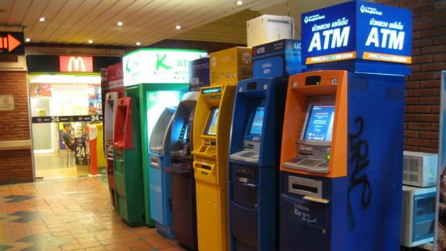 cajeros automaticos sudeste asiatico