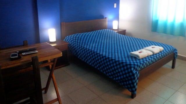 hostel pieza privada